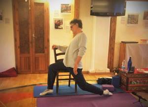 Yantra Yoga sulla sedia… e non solo