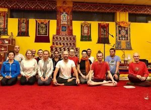 Ritiri di Yantra Yoga a Kunsangar North
