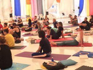 Corso di approfondimento di I° e II° livello di Yantra Yoga con Fabio Andrico