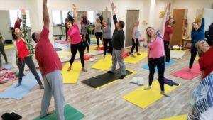 Un fine settimana di ritiro di Yantra Yoga a Minsk, Bielorussia