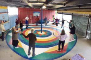 Corso di Danza del Vajra e ritiro di <br>pratiche collettive
