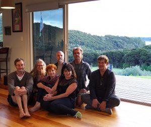 Ritiro sul 7° Lojong, isola Waiheke, Nuova Zelanda, aprile 2019