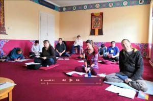 Corso di tibetano a Praga con Fabian Sanders