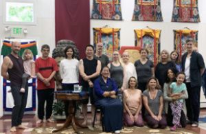 Yantra Yoga e medicina tibetana a Kingston, New York