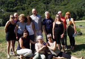 Ritiro estivo di Yantra Yoga in Francia