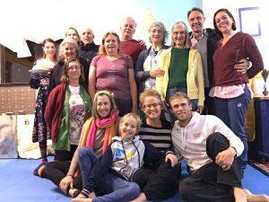Fine settimana di pratiche collettive e Karma Yoga a Namgyalgar