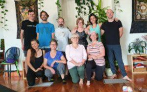 Introduzione allo Yantra Yoga a <br>Knoxville, Tennessee (USA)