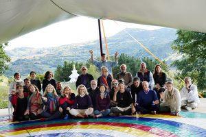 Danza del Canto del  Vajra per istruttori ed esperti