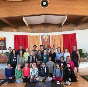 Approfondimento e Teacher Training sugli Otto Movimenti a Dzamling Gar