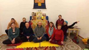 Ritiro di Yantra Yoga a Kunsangar North, Russia