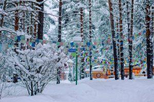 Anniversario di Rinpoche a Kunsangar North, Russia