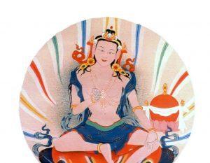 Pratica mondiale del Guruyoga di Garab Dorje