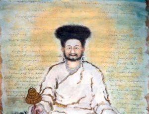 Changchub Dorje, di Drugu Choegyal