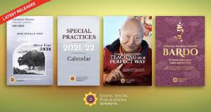 Newsletter della Shang Shung Publications