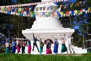 Danzare a Kunsangar North!