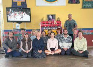 La Danza del Vajra dello Spazio con Prima Mai a Kunsangar South