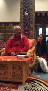Come ho incontrato Chögyal Namkhai Norbu – Tshering Choden
